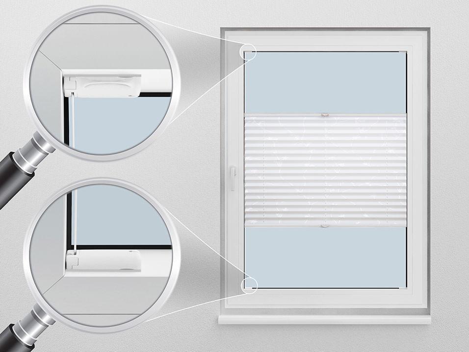Istruzioni di montaggio delle nuovissime basette adesive - Smontare maniglia finestra senza viti ...