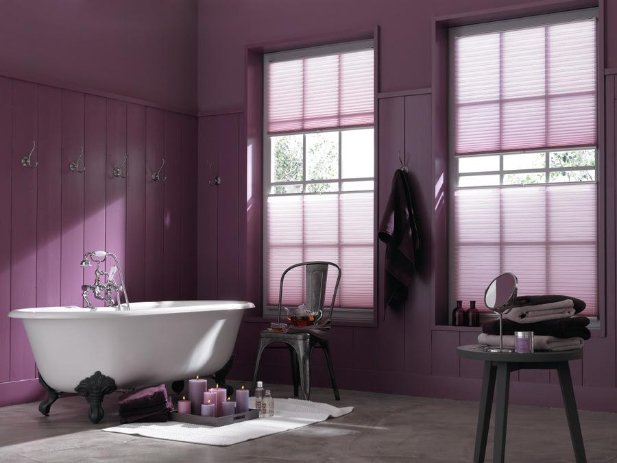 Tende arredo bagno quali usare for Tenda bagno finestra