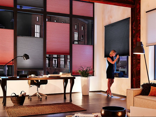 Cambia tende 7 vantaggi dell innovativa tenda a vetro duette - Il bagno con cui si cambia tinta al tessuto ...